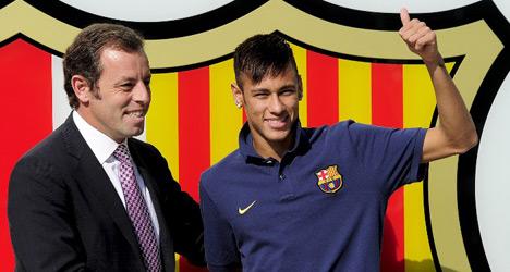 Barça indicted in Neymar signing scandal
