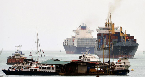 Sacyr not budging in Panama Canal row