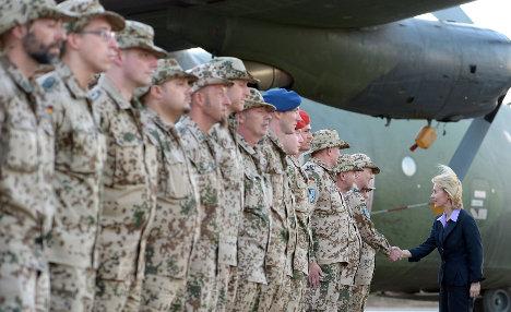 Germany to increase troop numbers in Mali