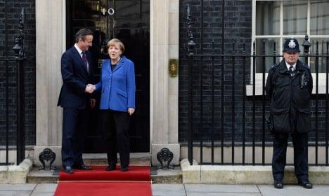 Merkel: UK must stay in EU but reform unlikely