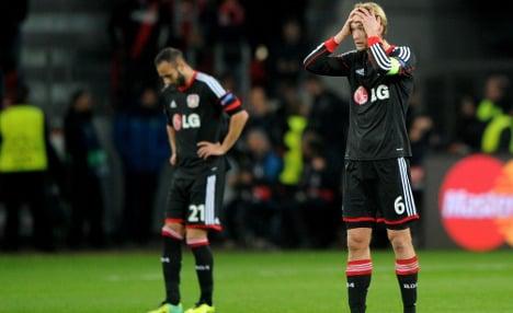Bayer Leverkusen lose 4-0 to Paris Saint-Germain