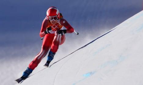 Gisin claims final Swiss downhill team spot