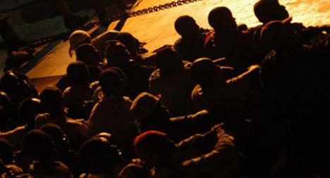 Italian navy rescues 600 migrants in 24 hours