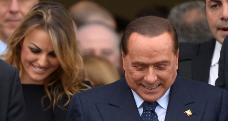 Berlusconi divorce paves way for third marriage