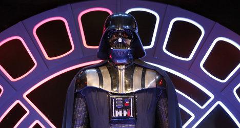 Stars Wars exhibition in Paris pulls in thousands