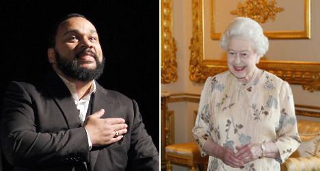 Dieudonné gives Queen the quenelle after UK ban