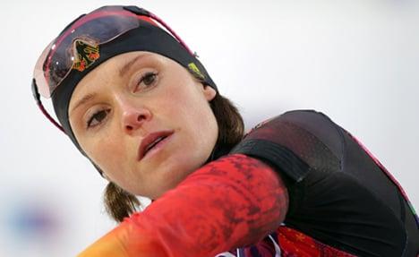 German Olympian suspected of doping
