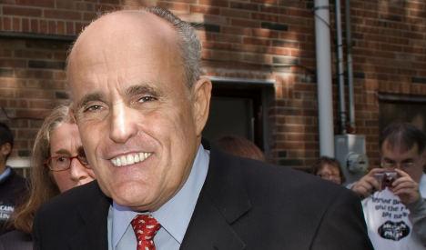 Mafia plot to kill ex-New York mayor revealed