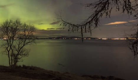 VIDEO: Stunning time-lapse of Northern Lights