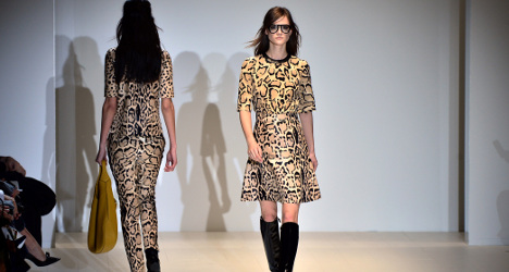Milan catwalk paves way for new design talent