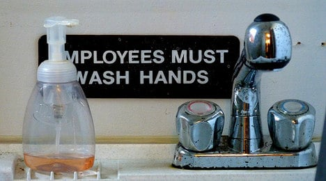 Poor hygiene 'costs French economy €14.5bn'