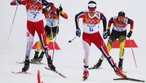 Rain helps Norway take new Sochi gold