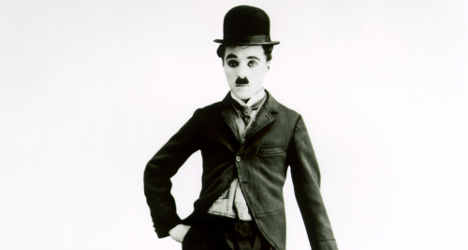 Charlie Chaplin's only novel restored in Italy