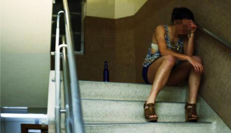 One in ten Norwegian women raped: survey