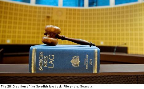 Gothenburg teen held over double murder