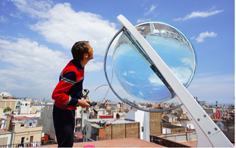'Giant marbles' could power our homes