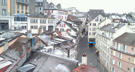 Swiss home-hunters face five-month search