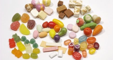 Swiss residents gobble more sweets in 2013