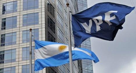 Repsol accepts Argentina YPF compensation deal
