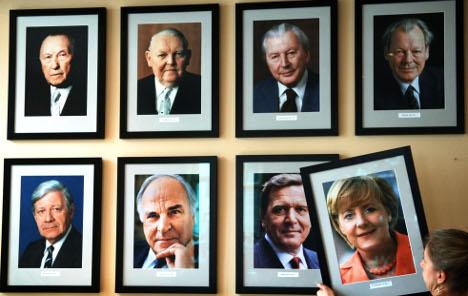 Schröder to Merkel: know when to leave