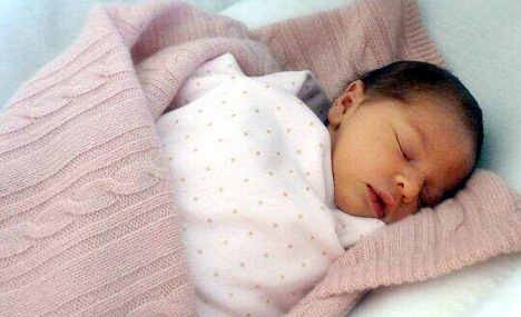 'Cute and exciting' princess name revealed