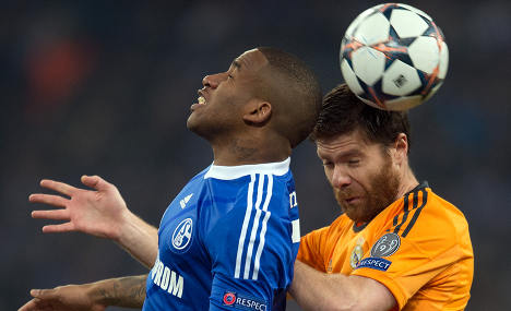 Schalke lose 6-1 at home to Real Madrid