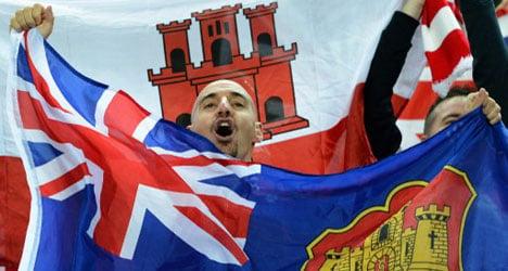 UEFA switch Gibraltar to avoid Spain showdown