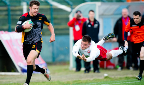 German rugby set to get a helping English hand