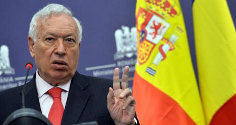 Crimea and Catalonia 'the same': Foreign Minister