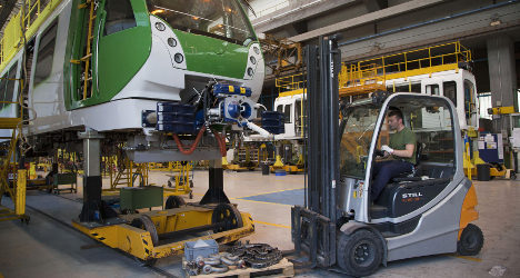 Dutch agree to return Italian high-speed trains
