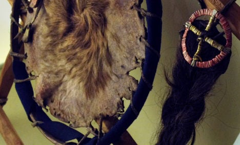Native Americans ask museum to return scalps
