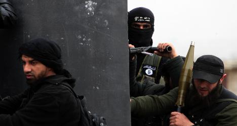 Frenchmen jailed over bid to wage jihad abroad