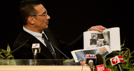 Possible MH370 objects found by French satellite