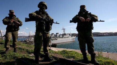 Crimea tries wooing tourists at Berlin fair