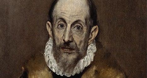 Spanish city honours El Greco 400 years on