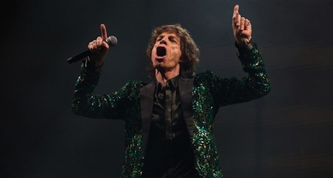 Stones tickets snapped up for Zurich concert