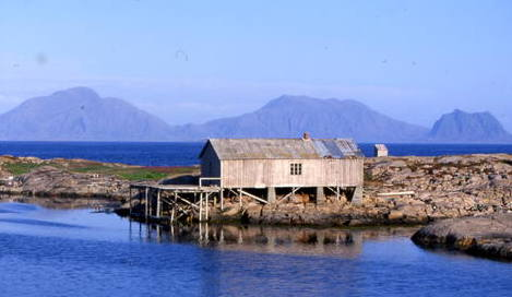 Rising seas to sink Norway's Unesco islands