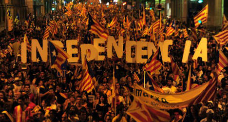 'Catalonia independence vote is illegal': judges