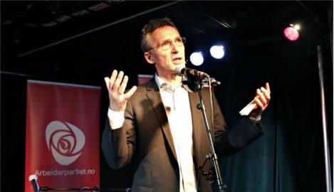 'No hawk on security': Jens Stoltenberg profile