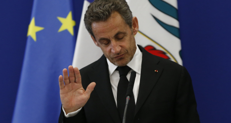 Leaked Sarkozy tapes must be removed: judges