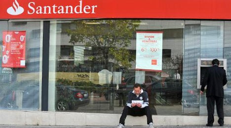 Santander fined €15m for misleading customers