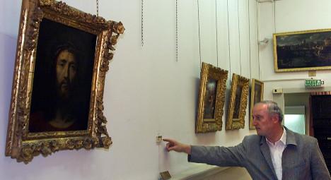 Stolen Rembrandt 'worth millions' found in France