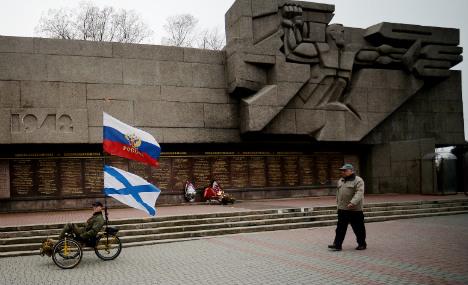France says no Crimea vote without Kiev nod