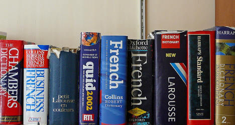 Ten new words that could join the French language