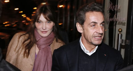 Sarkozy moves to halt release of leaked tapes