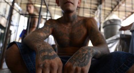 Spain cracks down on deadly Latin crime gangs