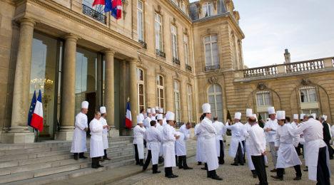 Minister slams Elysée's cooking as 'disgusting'