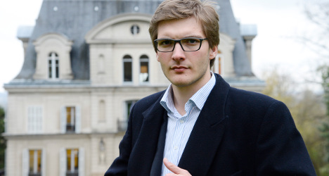 Meet the 'crocodile': France's youngest mayor