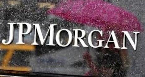 JPMorgan's commodities biz bought by Swiss firm