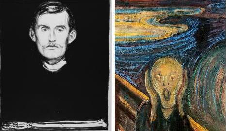 Munch portrait seized in drug smuggler's flat